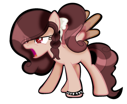 mlp you stoled my cookies!! starchase! by CloudyPonyArtists