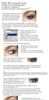 Tutorial - Eye by xddx
