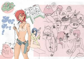 low down and dirty pair by royalboiler