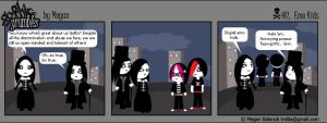 Gothic Grumbles - Emo Kids by Trellia