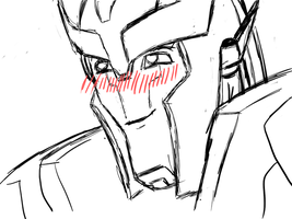 TFP Ratchet happy by arceeenergon