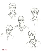 sketches by VML1212