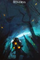 Out of Blue by amirzand