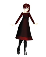 Alaina's 2nd Outfit by Theshadowman97
