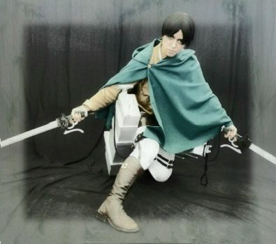 Levi Heichou by FerRivaille