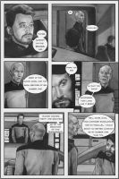 TNG: Page Two by superupaman