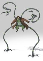 Doctor Octopus by FelipeDS