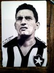Mane Garrincha by OlivierCl