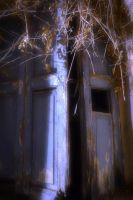 haunted house by mariannizmo