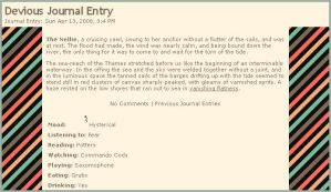 Maximonti's Journal CSS by jimmy-tm