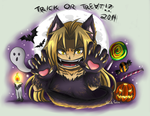 Trick or Treat!? by FlorideCuts