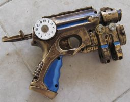 Nerf Nite Finder Steampunk Mod by aimeekitty