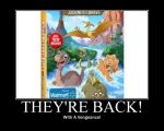 Littlefoot and Friends are back with a vengeance! by timbox129