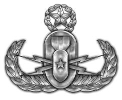 EOD Master Badge by RedWireDesigns