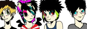 BOTDF: Then and now :D by Cynical-SunShine