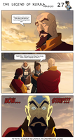 The Legend of Korra Abriged Chapter 1 - page 27 by yourparodies