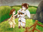 Kid Icarus: Uprising - The Chaos Ring by Aviarei