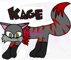 Kage-Art Trade by Magenta-Fantasies