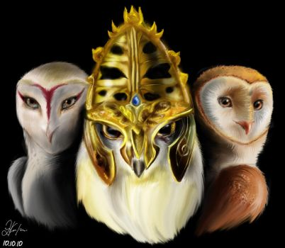 Legend of the Guardians by GabrielleGrotte