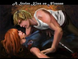 A Stolen Kiss by AG88