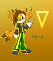 Terra the Renahog by BioMetalNeo