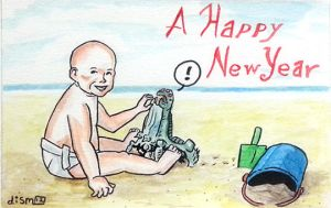 Happy New Year to Hell on Earth by didism