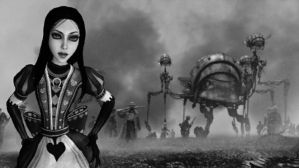 Alice in The Great Martian War by Trackforce