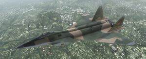 MiG-1.44 - Venezuelan Air Force by Jetfreak-7