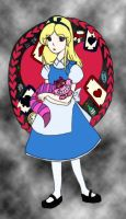 Alice has a big heart by Blackmoonrose13