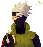 Yay Kakashi by Jazzie560