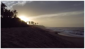 Tangalle Sunrise #1 by Roger-Wilco-66