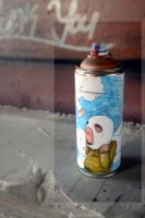 spray cans mtn by Vanilla-toy