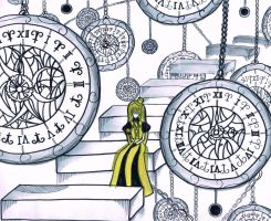 The time's labyrinth by musiks-momi