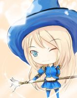 Sorceress Lux Chibi by Sapphire69
