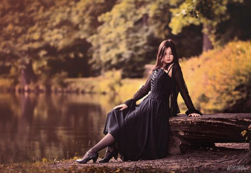 Gothic Elegance [2] by Luin-Tinuviel
