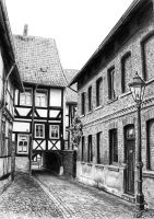 Helmstedt by SaschaSelli