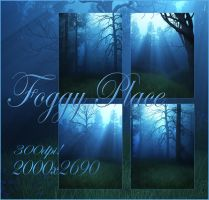 Foggy Place small pack by moonchild-ljilja