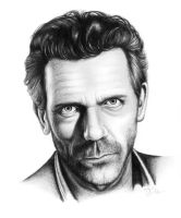 Dr House by Nosferatu89