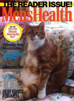 Be on the cover of Mens health by Handmantoot
