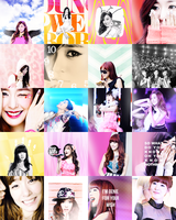 Tiffany Icons by Kaleidoscopic-Dreams
