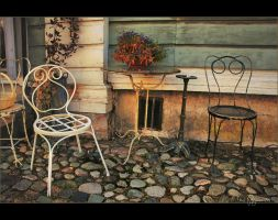 Chairs by Pajunen