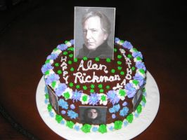 Alan Cake by snapperz48