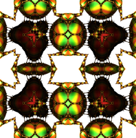 Lysergica Semitransparent Pattern 10 by PhotoComix2