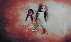 WALLPAPER - Miss A Fei by chazzief