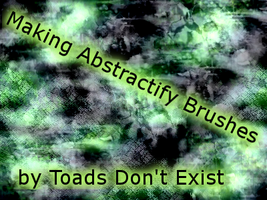 Abstractify Tutorial by ToadsDontExist