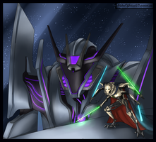 Sabers and Silence by ShadowOfSolace