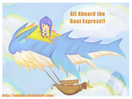 All Aboard the Baul Express by Yuuhiko