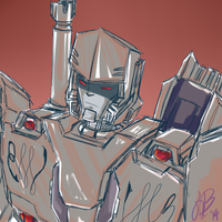 Megatron by Psychoactivities