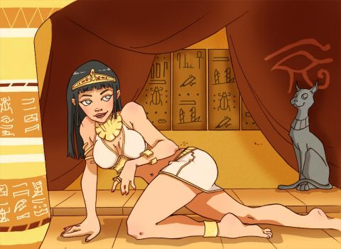 Egypt by Didi-Chan