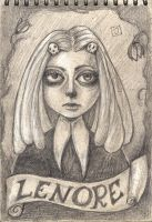 Lenore by jazzmire